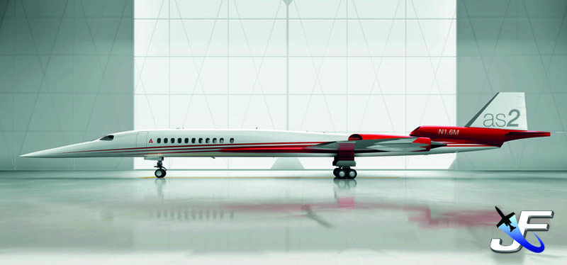 Airbus And Aerion To Build Supersonic Business Jet