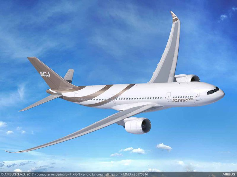 News: Airbus Corporate Jets Unveil ACJ330 Neo | JetForums - Jet