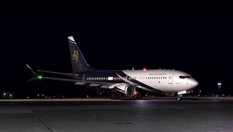 News Boeing Introduces Max 7 Bbj Jetforums Jet