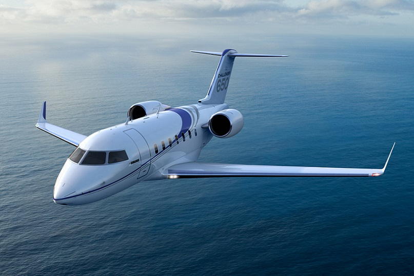 Bombardier Challenger 650 Enters Service In Mexico.jpg