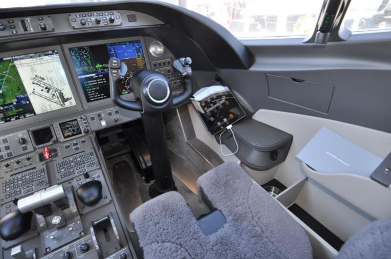 Bombardier Learjet 85 Close To First Flight Ever
