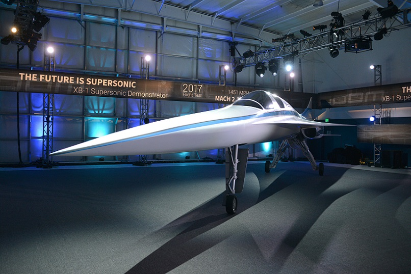 BOOM Supersonic XB-1 Delayed By Year (1).jpg