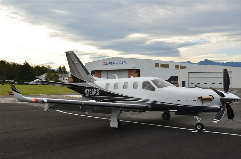 Daher Socata Delivers 200th TBM900 series plane.jpg