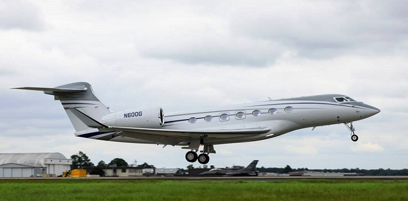 Fifth and Final Gulfstream G600 Takes To The Skies.jpg