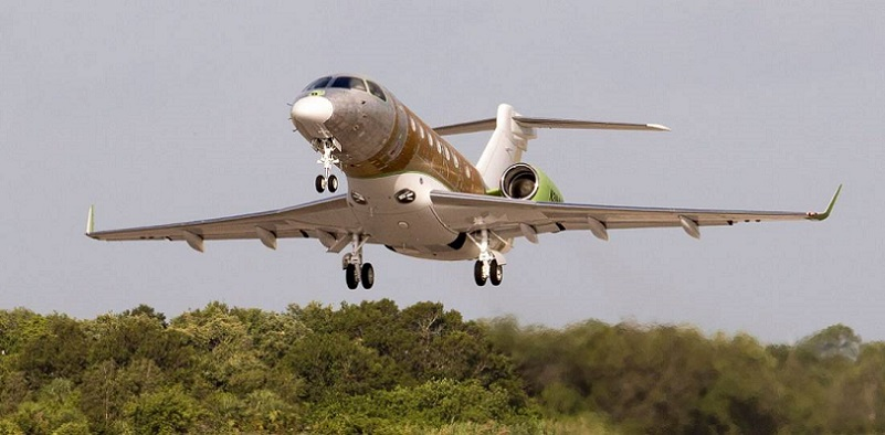First Embraer Legacy 500 Assembled In US FLies.jpg