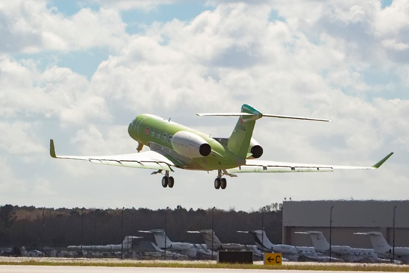 Gulfstream Second G600 Joins Test Campaign.jpg
