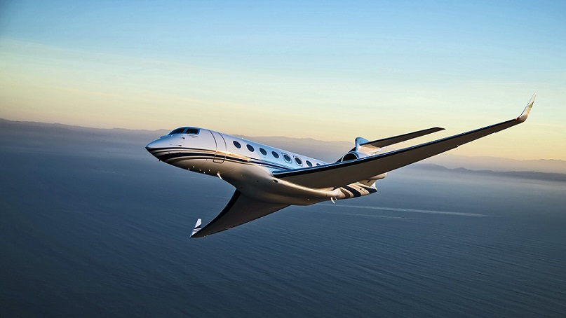 Gulfstream Unveils 4 Zone Living area of the G650.jpeg