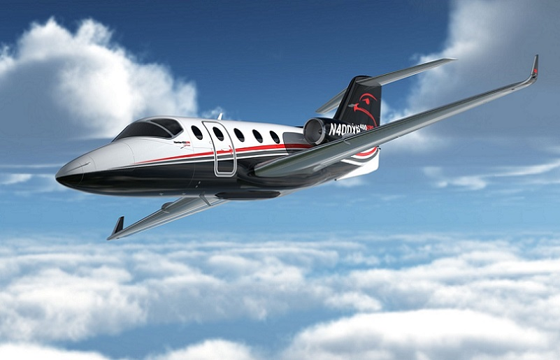 Hawker 400XPR achieves FAA certification.jpg