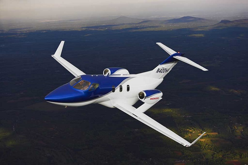HondaJet Most Delivered Jet In Its Category For 2017 (2).jpg