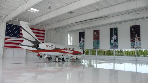 Airport Hanger  #1