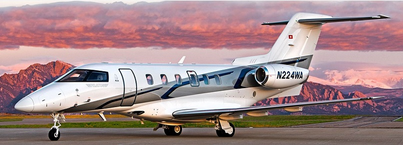 Second Pilatus PC24 Delivered .JPG