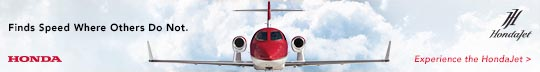 Click for HondaJet